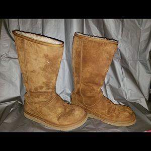 Ugg Knightsbridge back zip boot